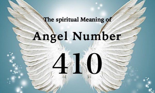 エンジェルナンバー410の意味『天使たちがあなたの前向きな考えや願いをサポートしています』