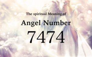 エンジェルナンバー7474の数字の意味『あなたの目標や考えは素晴らしいので、今の努力を続けましょう』