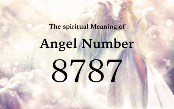 エンジェルナンバー8787の数字の意味『あなたの考えは正しく、これから物事はスムーズに進んでいくでしょう』