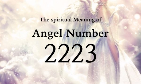 angel number 2223