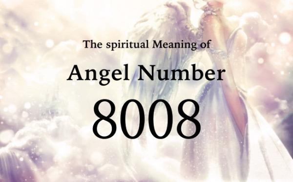 エンジェルナンバー8008の数字の意味『これから訪れる終わりは、あなたの魂の目的や使命の一部です』
