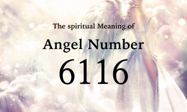 エンジェルナンバー6116の数字の意味『あなたの思考をポジティブに保ち、恐れや不安を手放しましょう』