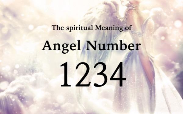 エンジェルナンバー1234の数字の意味『人生のステップアップの時であり、一歩前進するための行動を取りましょう』