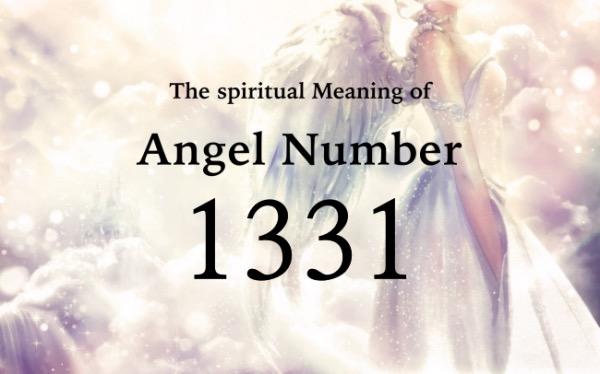 エンジェルナンバー1331の数字の意味『天使たちがポジティブで楽観的なエネルギーを送っています』