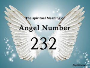 エンジェルナンバー232の数字の意味『目標に集中し続け、あなたには目標を達成できる能力があることを信じましょう』
