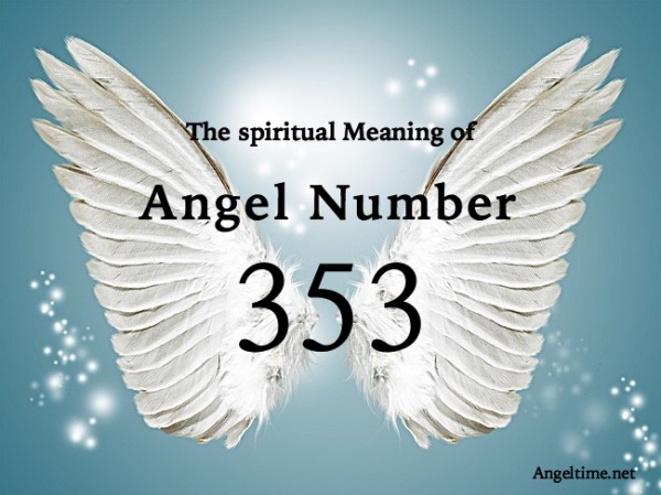 エンジェルナンバー353の数字の意味『あなたの人生で起こる重要な変化は、あなたの前向きな姿勢や行動の結果です』