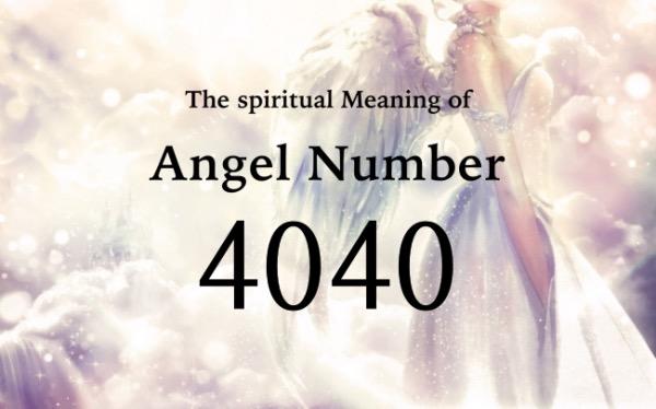 エンジェルナンバー4040の数字の意味『天使達があなたをサポートし、新しいエネルギーを運んでいます』