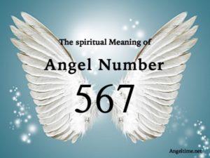 エンジェルナンバー567の数字の意味『天使たちがあなたの物質面、精神面に良い影響を与えています』