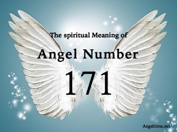 エンジェルナンバー171の数字の意味『あなたの努力は称賛されています・幸運がやってくる』