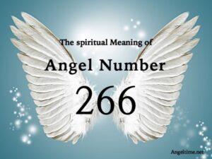 エンジェルナンバー266の数字の意味『リラックスする時間を作り、物質的なニーズは満たされると信じましょう』