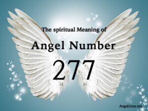 エンジェルナンバー277の数字の意味『あなたの祈りや姿勢が成功への道へと導いています』