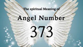 エンジェルナンバー373の数字の意味『アセンデッドマスターが、あなたが正しい道を進んでいる』