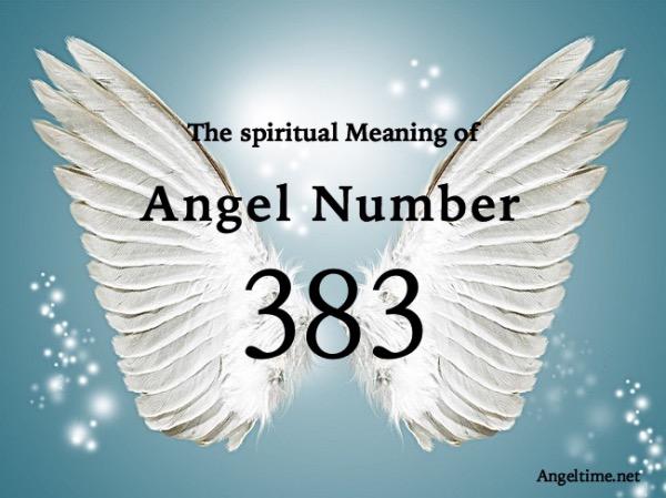 エンジェルナンバー383の数字の意味『豊かさの流れを受け入れられるようにオープンでいましょう』