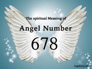 エンジェルナンバー678の数字の意味『あなたの物質的な問題は満たされるので、必要以上の心配はいりません』