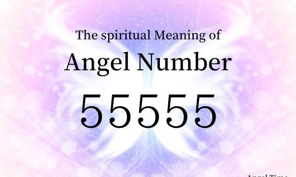 エンジェルナンバー55555の数字の意味『あなたの人生に自由や新しい機会、成功をもたらす変化が訪れている』