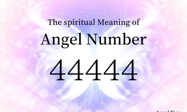 エンジェルナンバー44444の数字の意味『天使たちはあなたの祈りを聞き、導くために今あなたと一緒にいます』