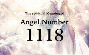 エンジェルナンバー1118の数字の意味『あなたが前向きな姿勢でいることで豊かさを引き寄せる』