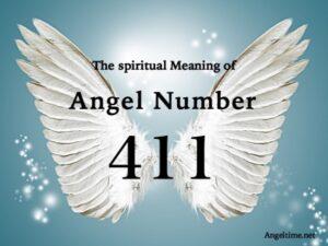 エンジェルナンバー411の数字の意味『前向きな結果に焦点を合わせ、楽観的でいましょう』