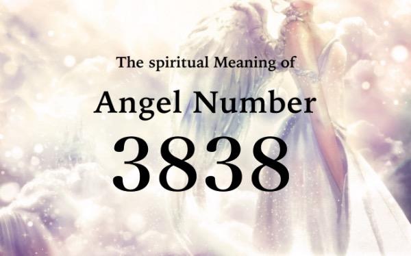 エンジェルナンバー3838の数字の意味『あなたが選んだ道を進み続けて・物質的な成功』