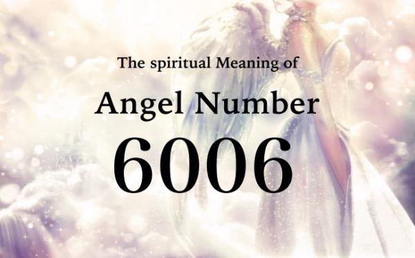 エンジェルナンバー6006の数字の意味『物質的、経済的な面にばかり焦点を合わせず、精神的なアプローチに目を向けましょう』