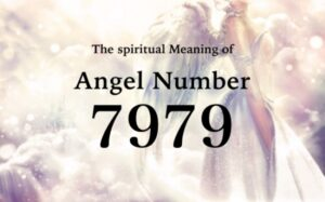 エンジェルナンバー7979の数字の意味『天使たちがあなたを称賛し、お祝いの言葉をかけています』