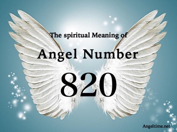 エンジェルナンバー820の意味「あなたは今導かれているので、自分の直感に耳を傾けてください」